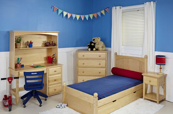 Largest Kids Bedroom System In The World