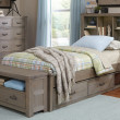 Multitasking Pieces: Kids Beds with Storage