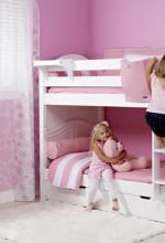 maxtrix girls bunk with dresser