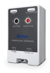 PSC01 Powerflash Burgular Alarm Interface