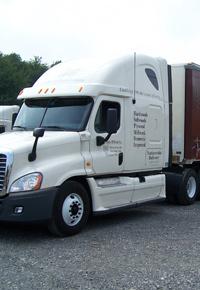2012 new mcilvain lumber truck