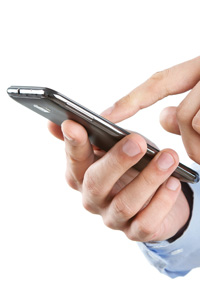 finger pain from excessive texting