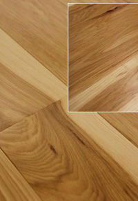 Rehmeyer's Island Sand Hickory Hardwood Floors