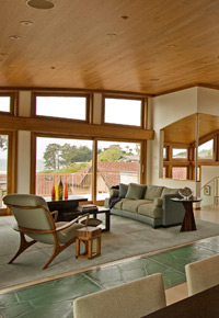 Teak Windows and Trim