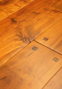 Hand Distressed Hardwood Floors Old Trail Collection