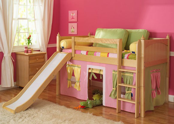 maxtrix clubhouse bed for girls