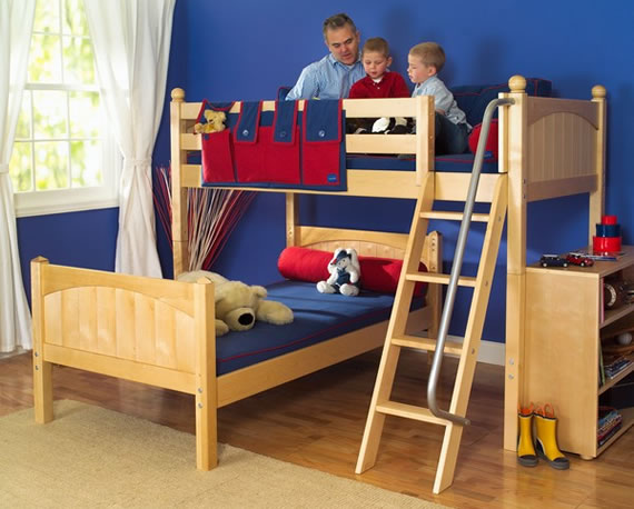 strong kids beds built to hold mom dad and kids maxtrix