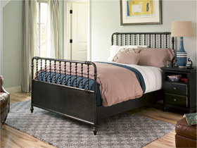 american classic metal bed full