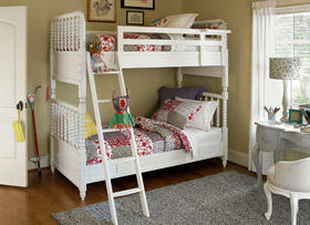 bellamy vintage bunkbed