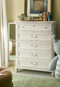 Smartstuff Gabriella drawer chest