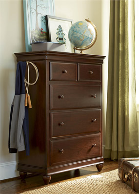 Classics 4.0 Cherry Drawer Chest