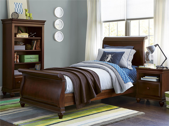 Bedroom Set Hidden Compartments