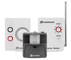 x10 driveway sensor kit