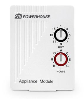 x10 AM466 Appliance Module