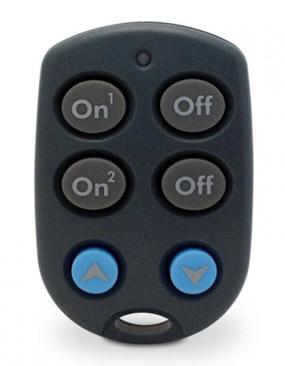 x10 KR19A Keychain Remote Control