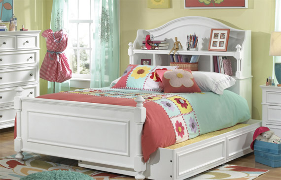 Madison Bookcase Bed (Twin)