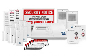 x10 home security kit 22 piece
