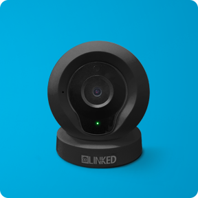 X10 Lq2 HD WiFi 'Ball' Camera - Black