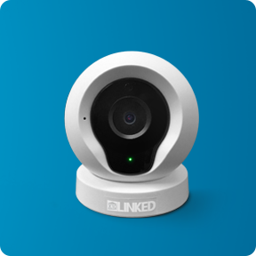 X10 Lq2 HD WiFi 'Ball' Camera - White
