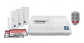 x10 sc1200 7 piece apartment security system