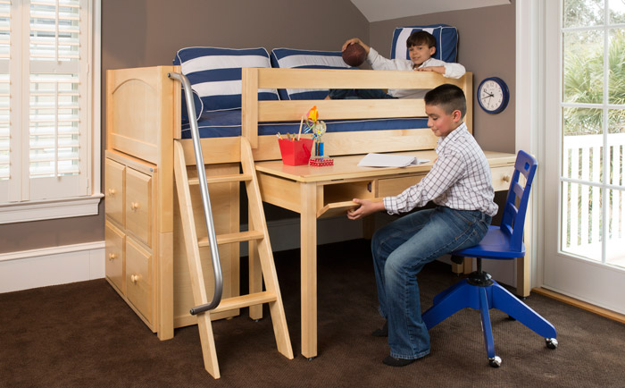 Keep a Trick Up Your Sleeve with Maxtrix Kids Furniture