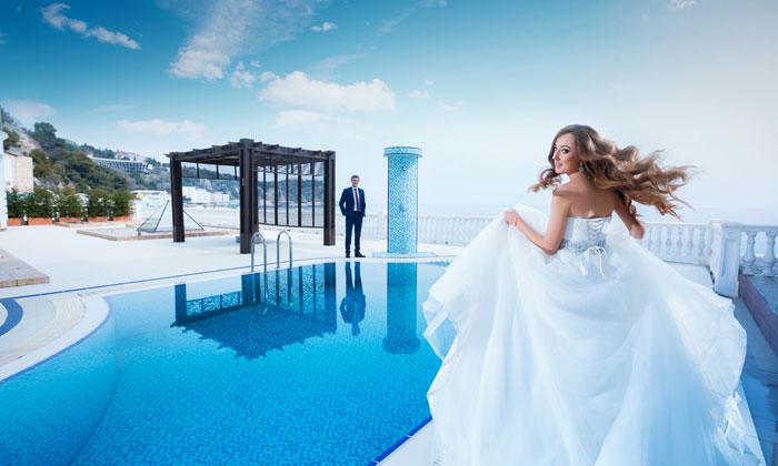 Fun Fabulous Poolside Wedding Ideas Part 3