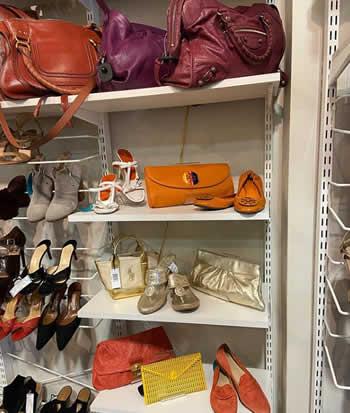 brightly colored spring handbags